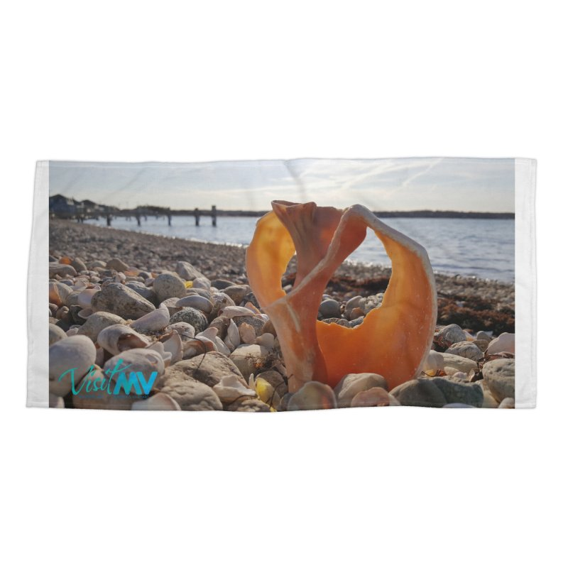 A Shell's Life Accessories Beach Towel by visitmv's Shop