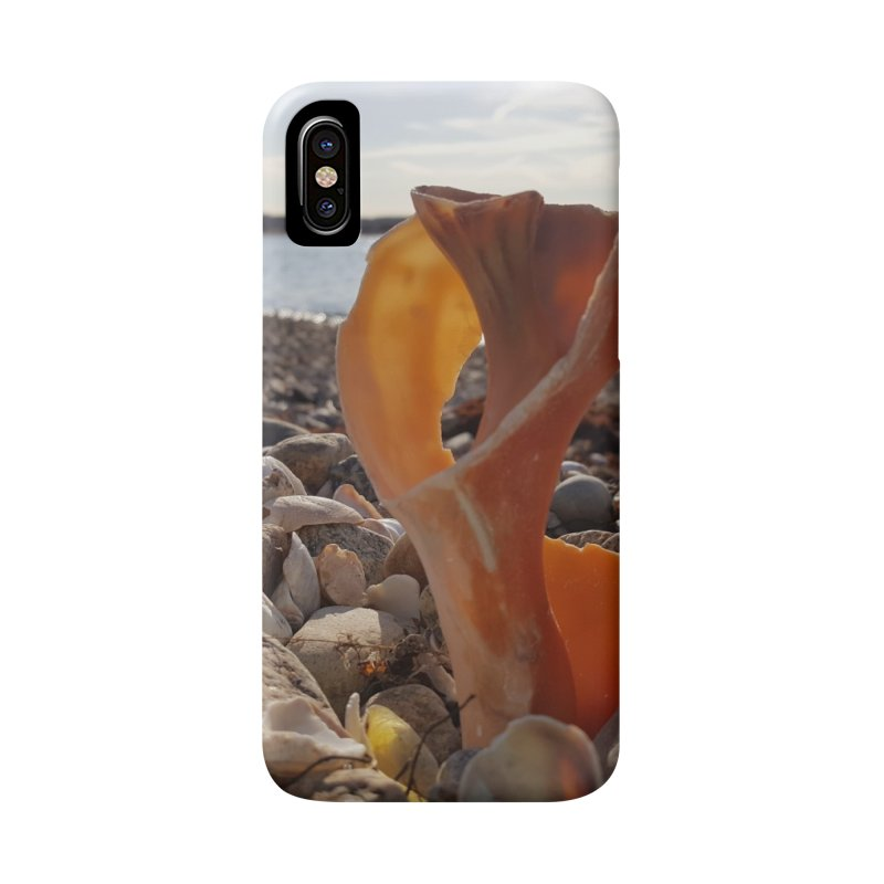 A Shell's Life Accessories Phone Case by visitmv's Shop