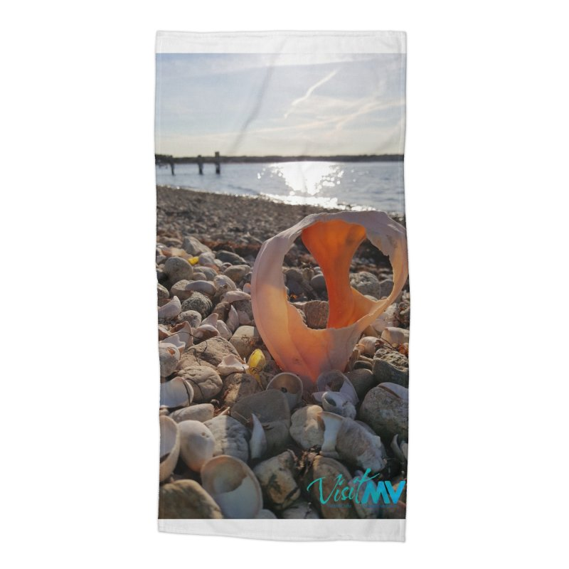 A Day on the Beach Accessories Beach Towel by visitmv's Shop