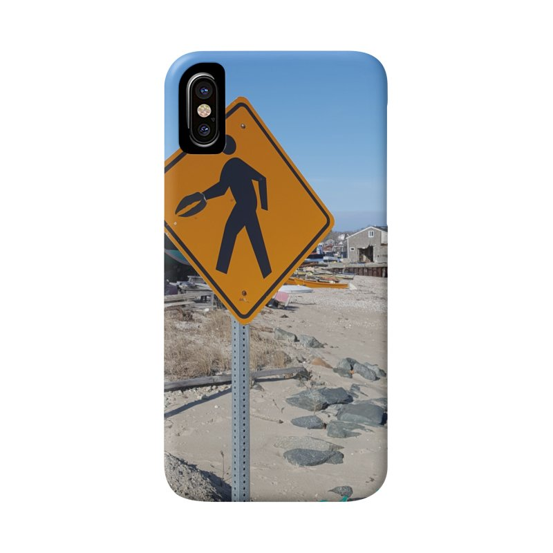 Pedestrian with Claw Accessories Phone Case by visitmv's Shop