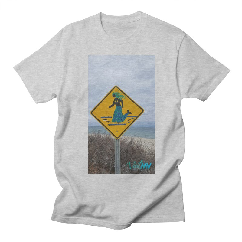 Mermaid Crossing Women's Unisex T-Shirt by visitmv's Shop