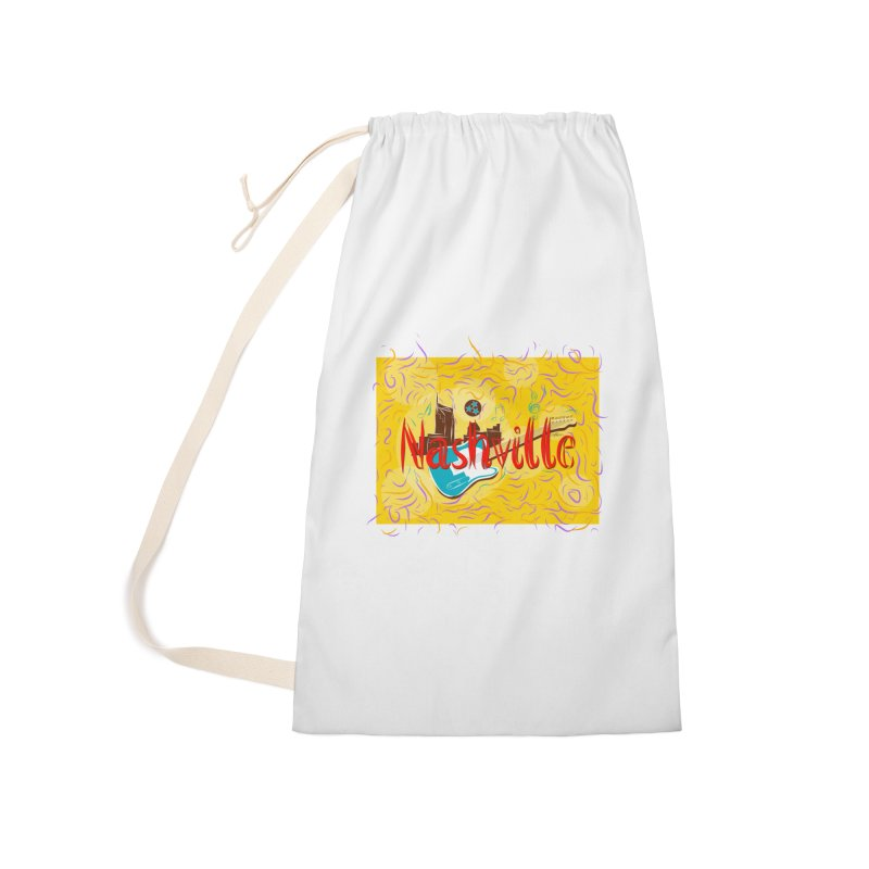 Nashville Accessories Bag by VisualChipsters