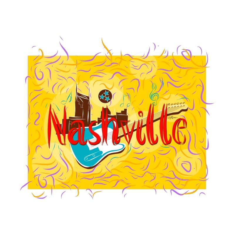 Nashville Women's Tank by VisualChipsters