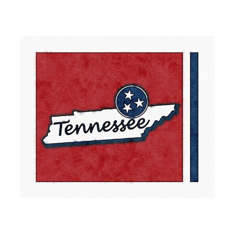 Tennessee Women's T-Shirt by VisualChipsters