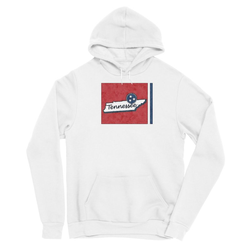Tennessee Men's Pullover Hoody by VisualChipsters