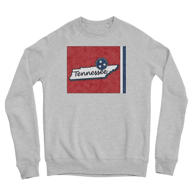 Tennessee Women's Sweatshirt by VisualChipsters