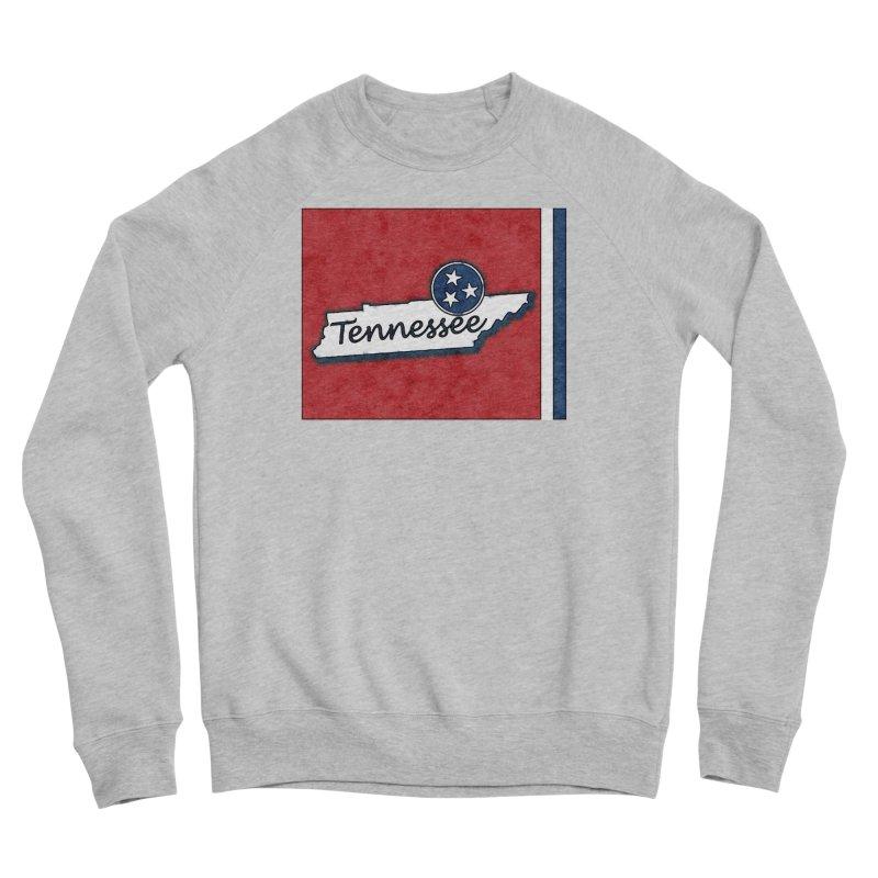 Tennessee Men's Sweatshirt by VisualChipsters