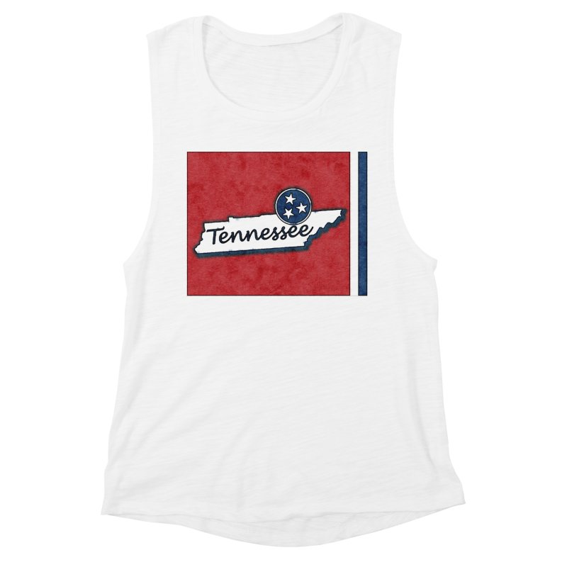Tennessee Women's Tank by VisualChipsters