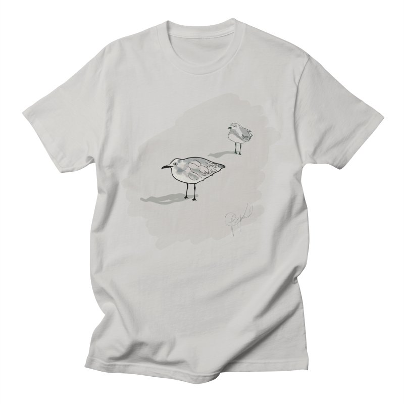 Seagulls Women's T-Shirt by VisualChipsters