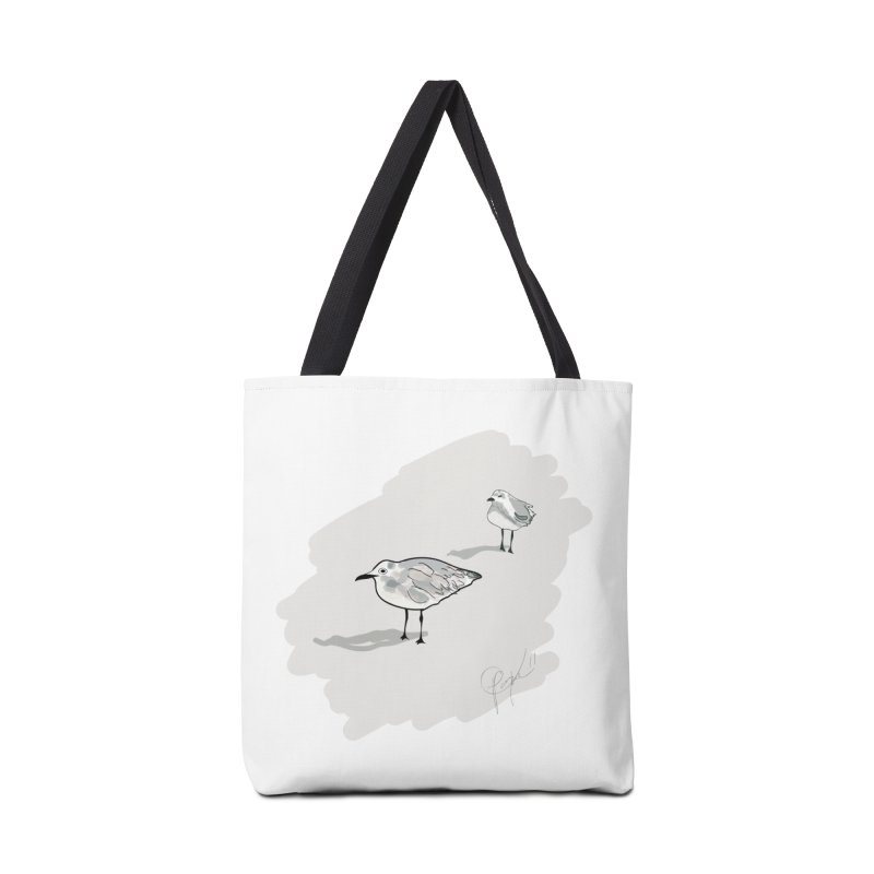 Seagulls Accessories Bag by VisualChipsters