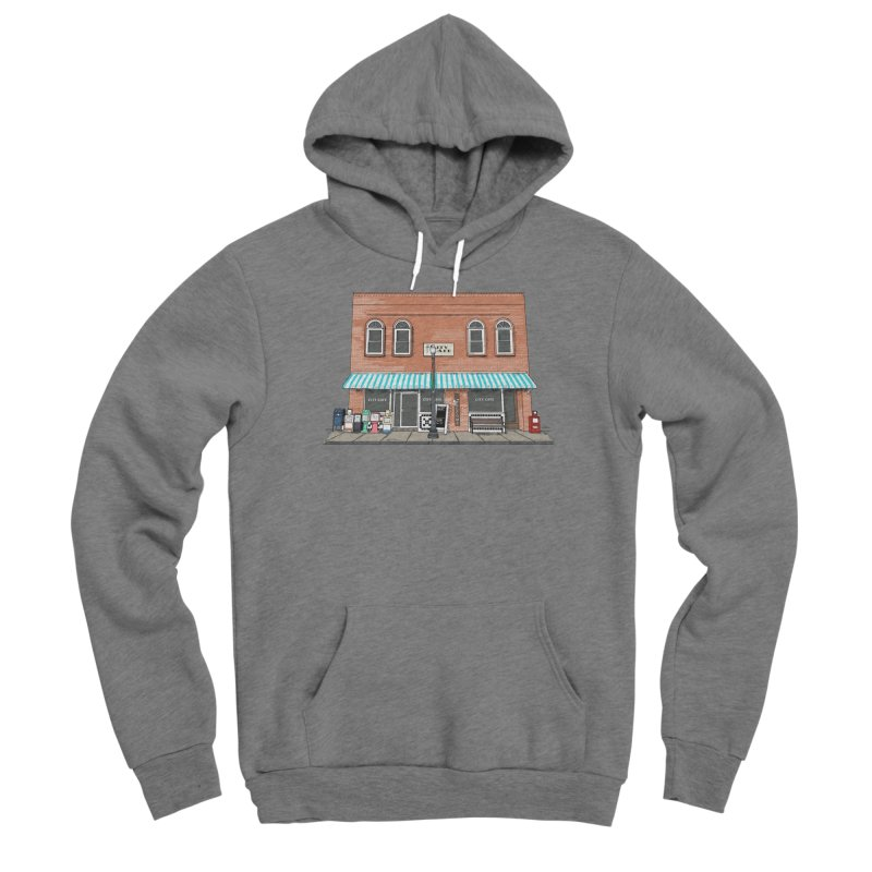 City Cafe Women's Pullover Hoody by VisualChipsters