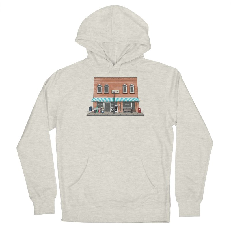 City Cafe Men's Pullover Hoody by VisualChipsters