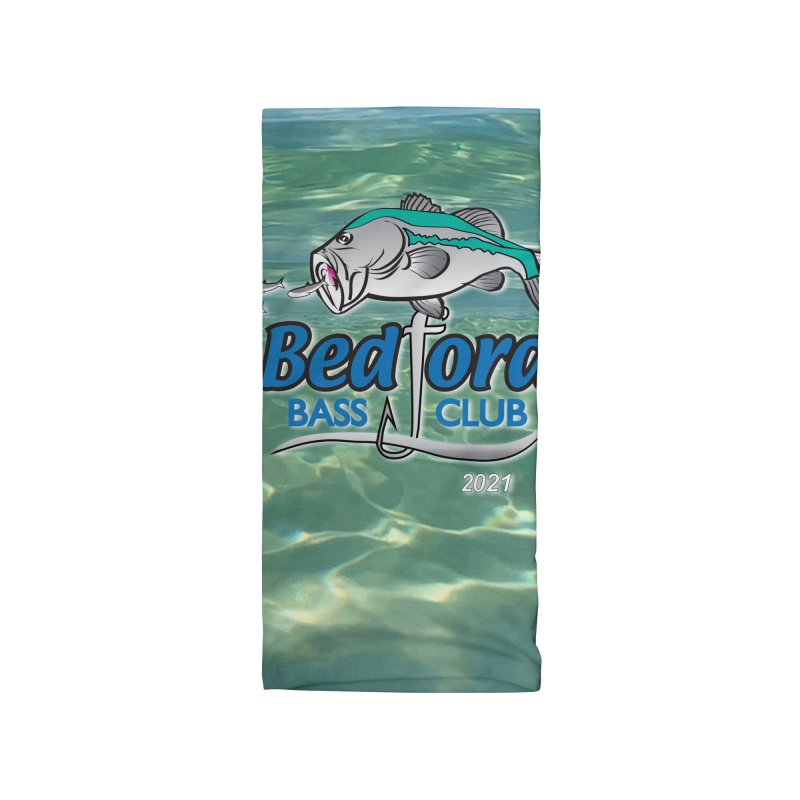 Bedford Bass Club Accessories Neck Gaiter by VisualChipsters