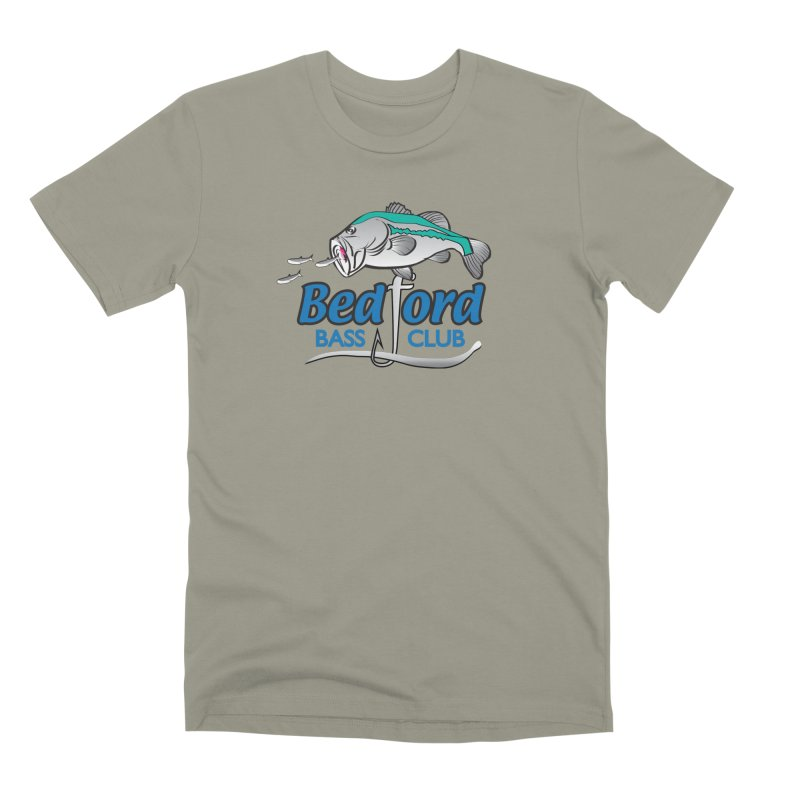 Bedford Bass Club Men's T-Shirt by VisualChipsters