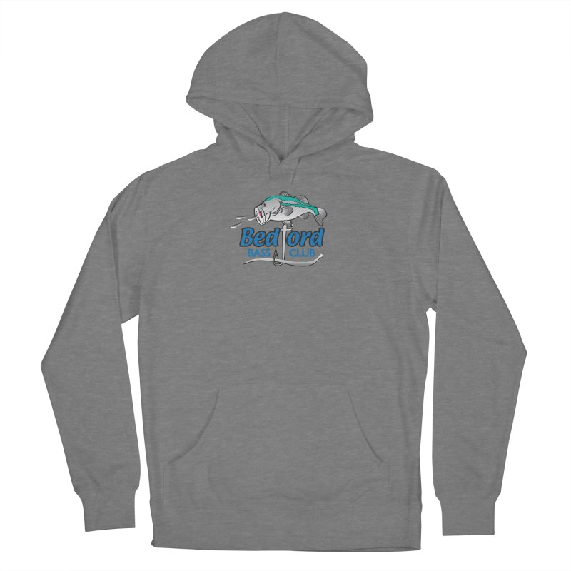 Bedford Bass Club Women's Pullover Hoody by VisualChipsters
