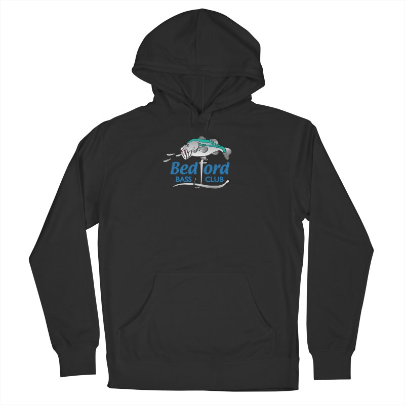 Bedford Bass Club Men's Pullover Hoody by VisualChipsters