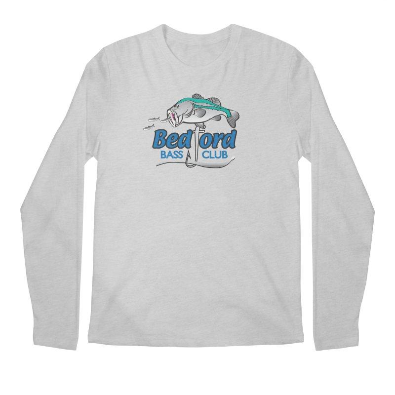 Bedford Bass Club Men's Longsleeve T-Shirt by VisualChipsters