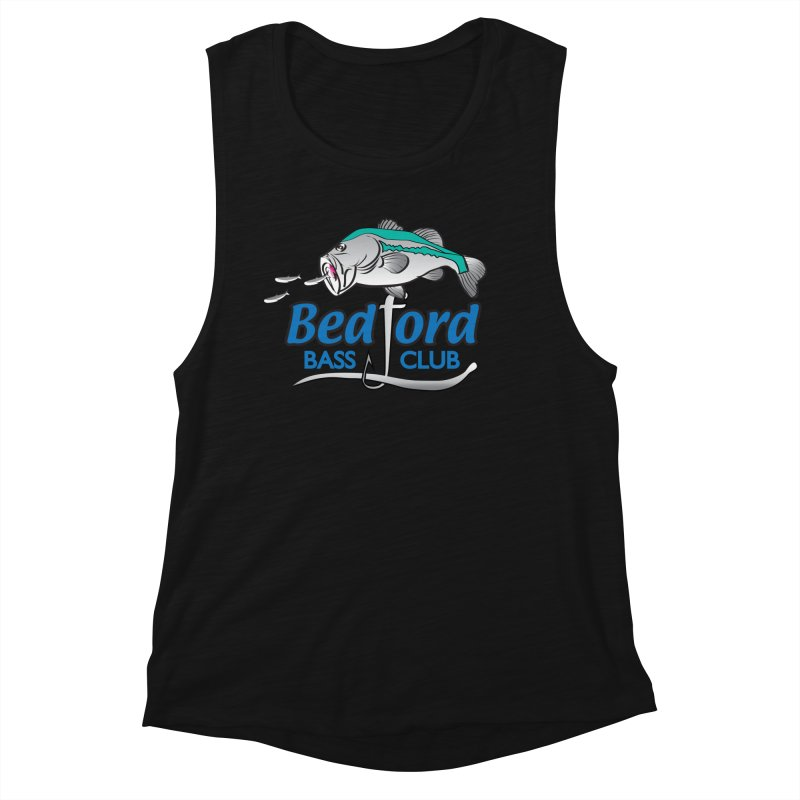 Bedford Bass Club Women's Tank by VisualChipsters