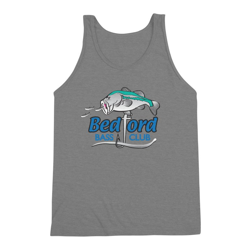 Bedford Bass Club Men's Tank by VisualChipsters