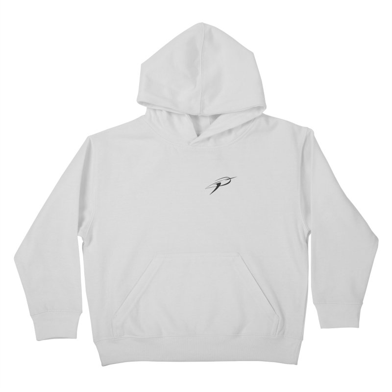 Chipster Kids Pullover Hoody by VisualChipsters