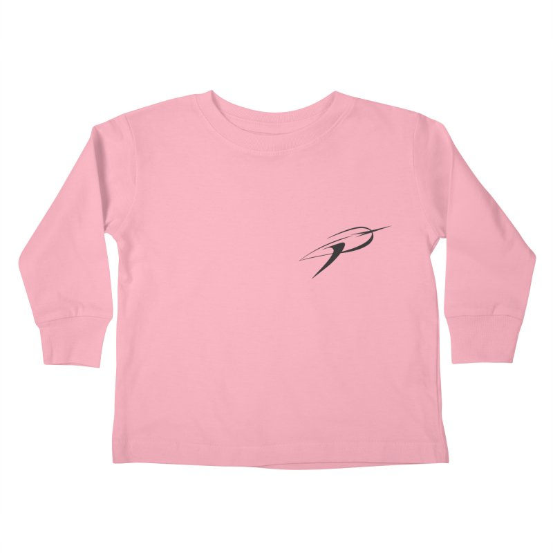 Chipster Kids Toddler Longsleeve T-Shirt by VisualChipsters