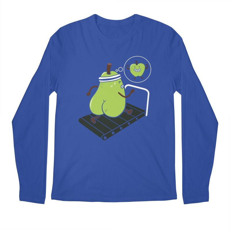 MOTIVATION Men's Regular Longsleeve T-Shirt by vitaliyklimenko's Artist Shop