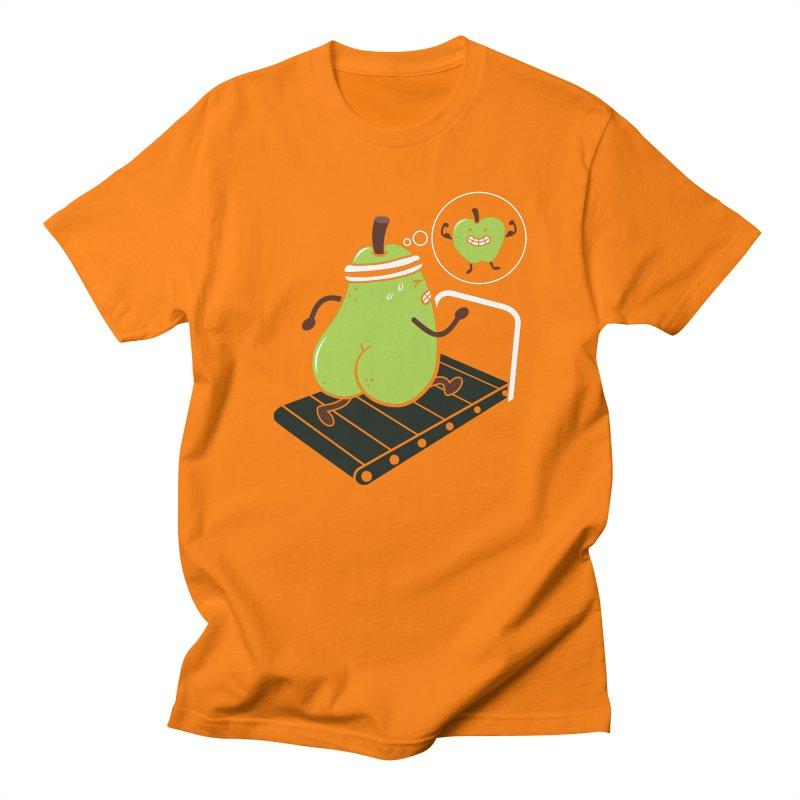 MOTIVATION Men's Regular T-Shirt by vitaliyklimenko's Artist Shop