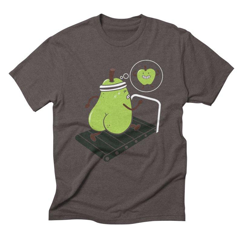 MOTIVATION Men's Triblend T-shirt by vitaliyklimenko's Artist Shop