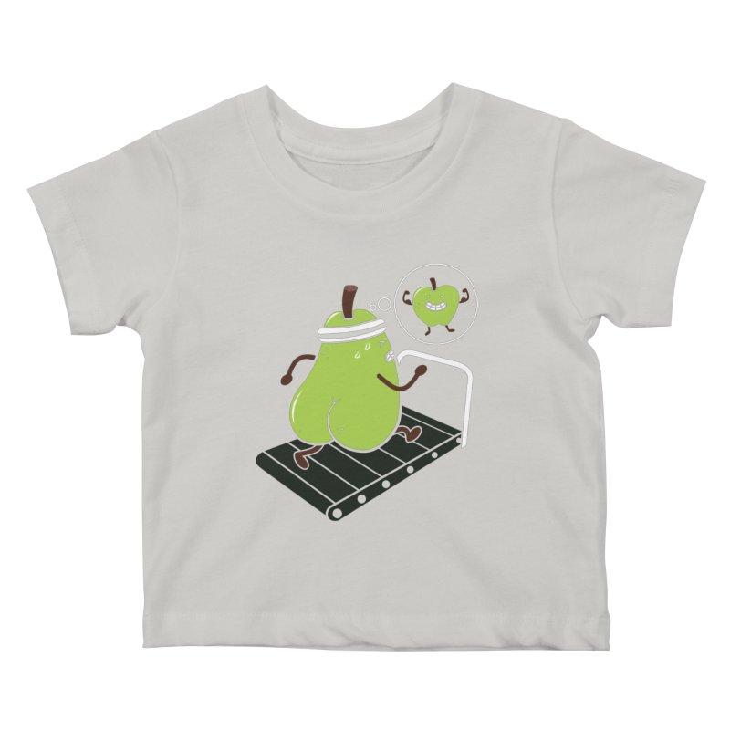 MOTIVATION Kids Baby T-Shirt by vitaliyklimenko's Artist Shop
