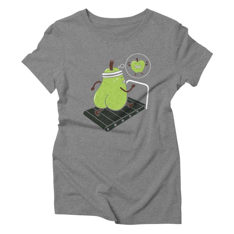 MOTIVATION Women's Triblend T-Shirt by vitaliyklimenko's Artist Shop