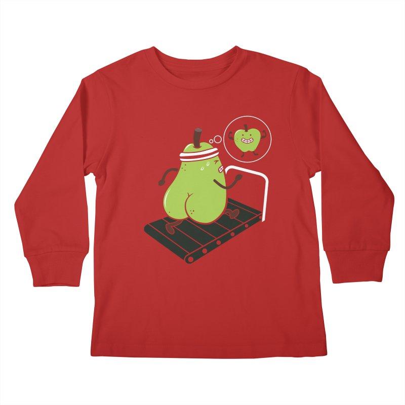 MOTIVATION Kids Longsleeve T-Shirt by vitaliyklimenko's Artist Shop