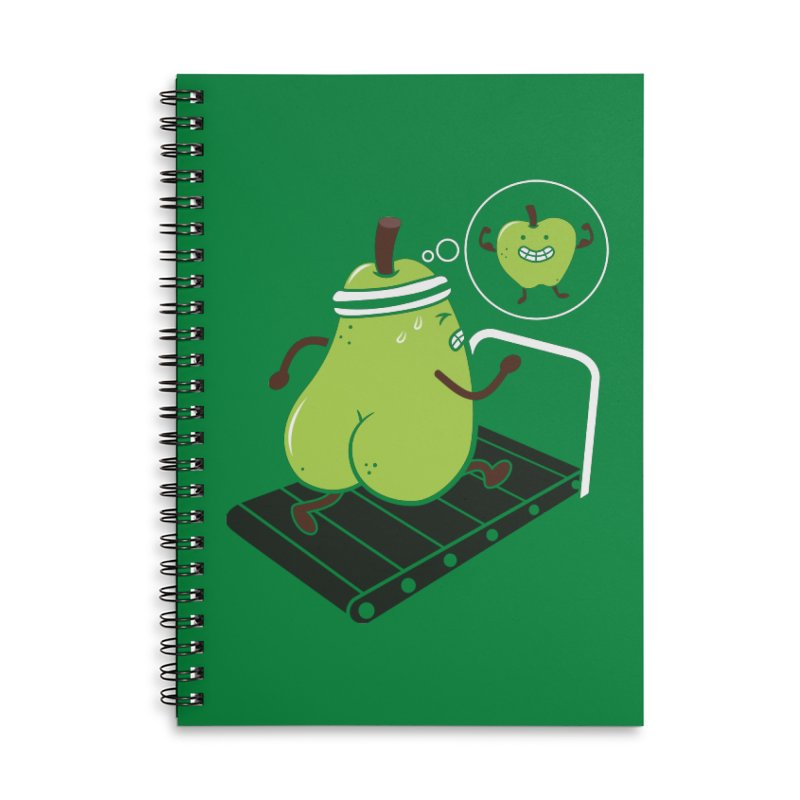 MOTIVATION Accessories Lined Spiral Notebook by vitaliyklimenko's Artist Shop