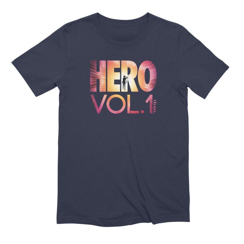 Hero Volume 1 Men's T-Shirt by vivun's Artist Shop