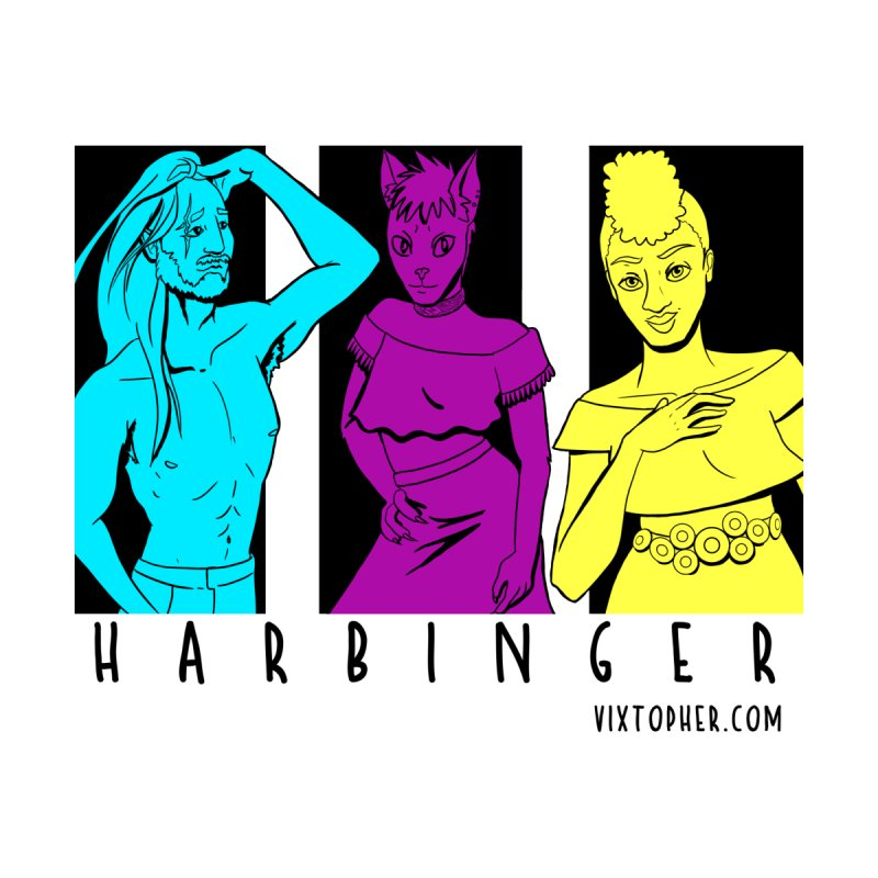 Harbinger Heroes by Vixtopher
