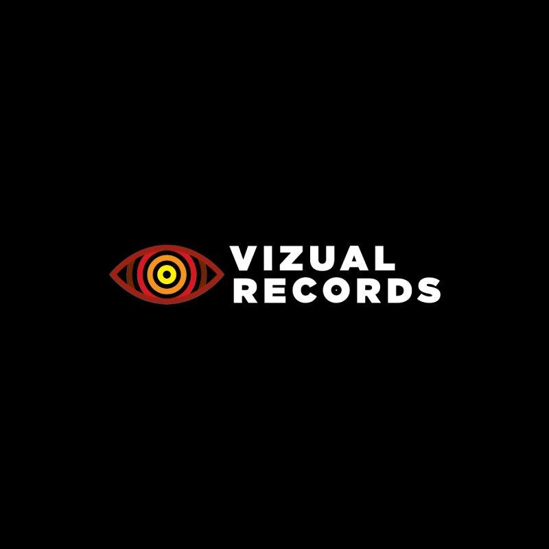 Vizual Logo Text None  by Vizual's Artist Shop