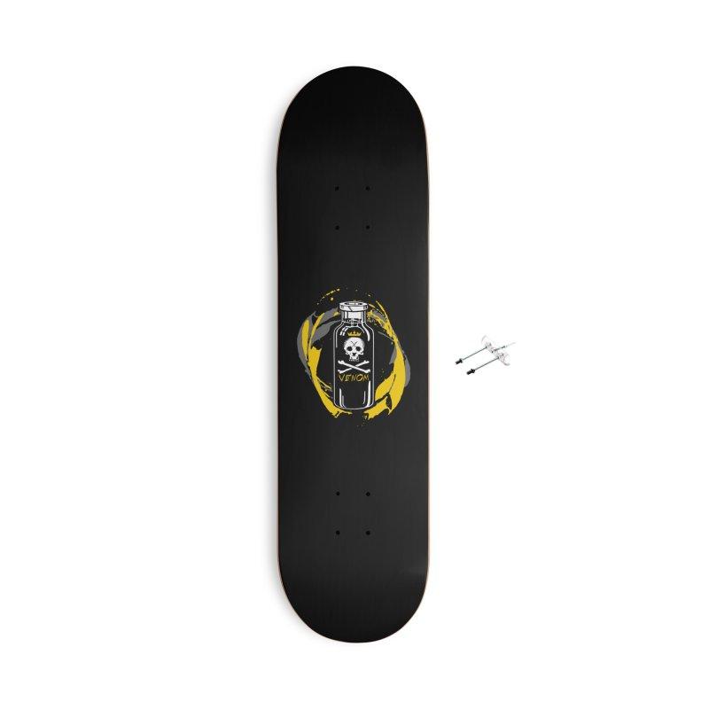 Venom Accessories Skateboard by The VLP Vault