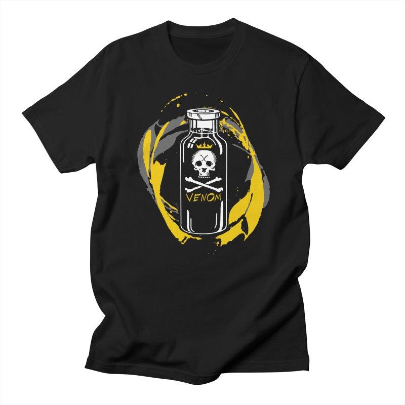 Venom Men's T-Shirt by The VLP Vault