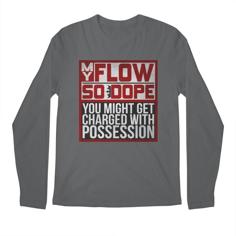 Flow So Dope Men's Longsleeve T-Shirt by The VLP Vault