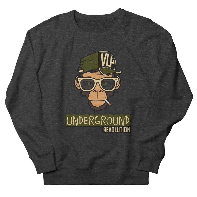 Underground rEvolution Women's Sweatshirt by The VLP Vault