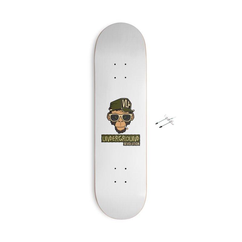 Underground rEvolution Accessories Skateboard by The VLP Vault