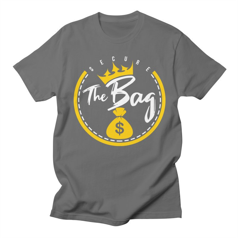 Secure The Bag - Bag Collection & More Men's T-Shirt by The VLP Vault