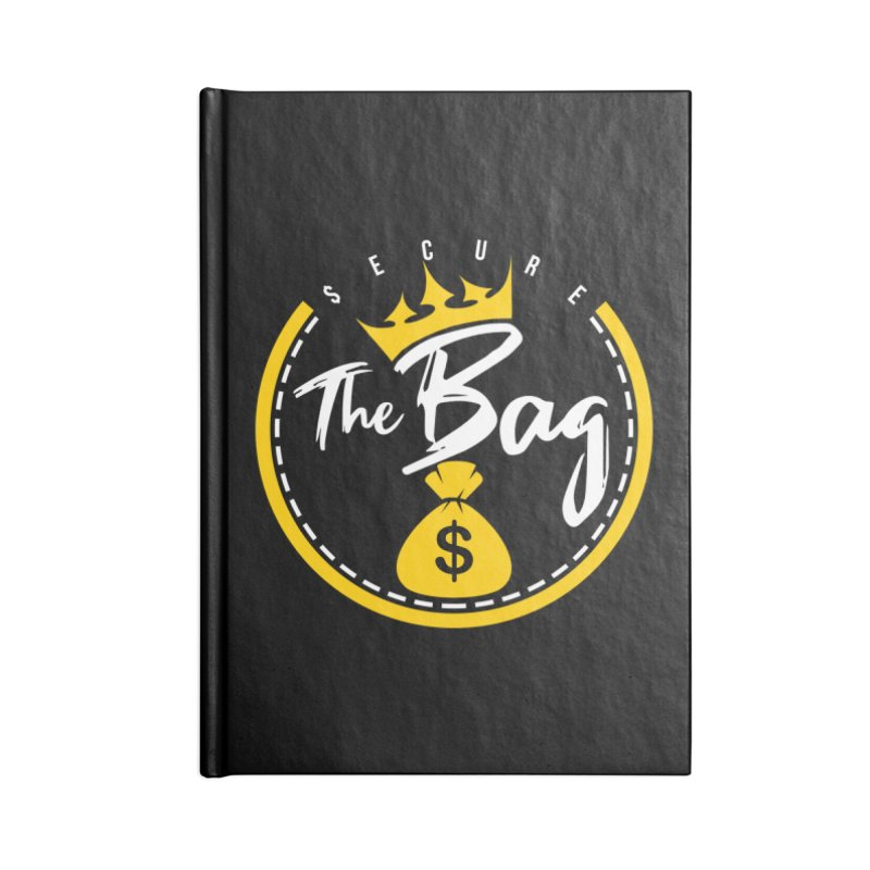 Secure The Bag - Bag Collection & More Accessories Notebook by The VLP Vault