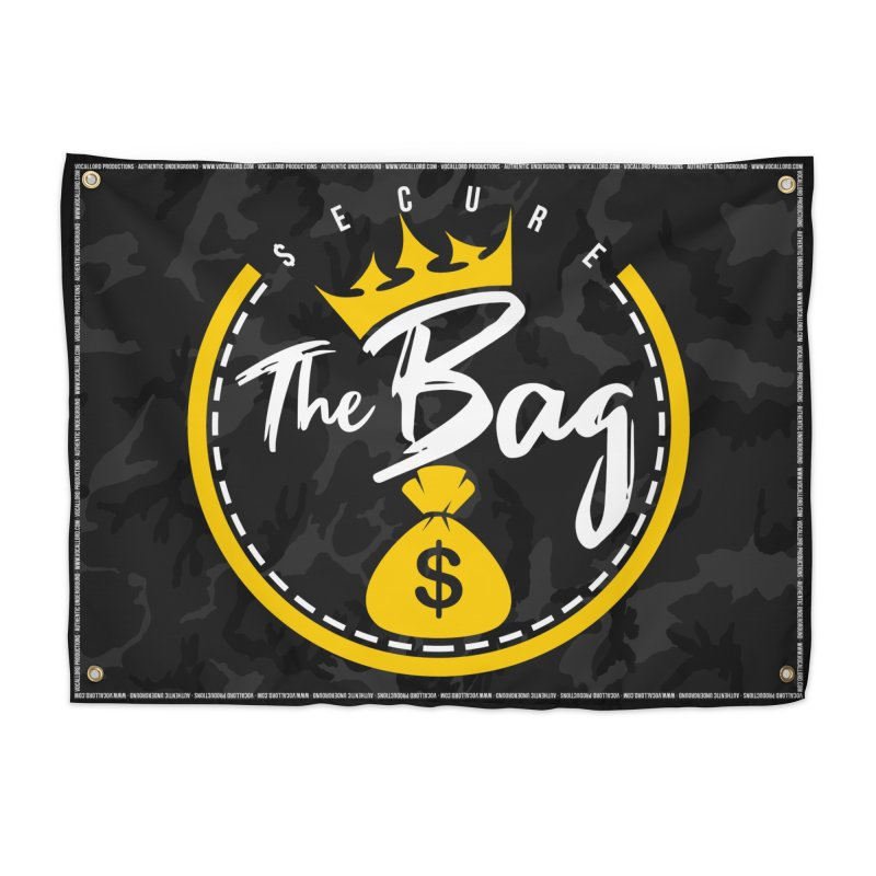 Secure The Bag - Bag Collection & More Home Tapestry by The VLP Vault