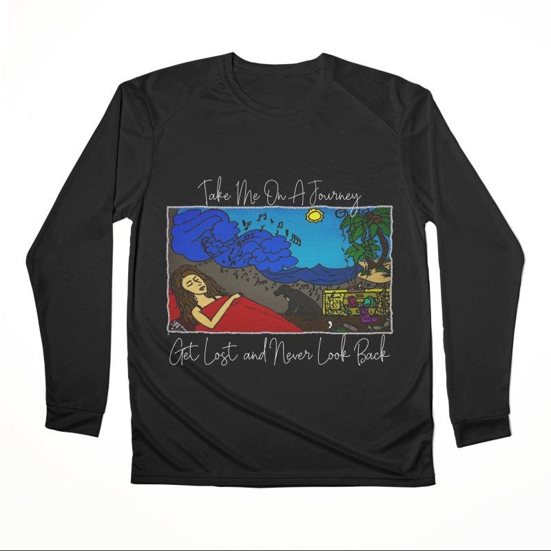 Journey Women's Longsleeve T-Shirt by The VLP Vault