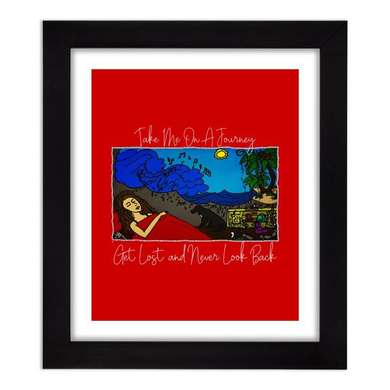 Journey Home Framed Fine Art Print by The VLP Vault