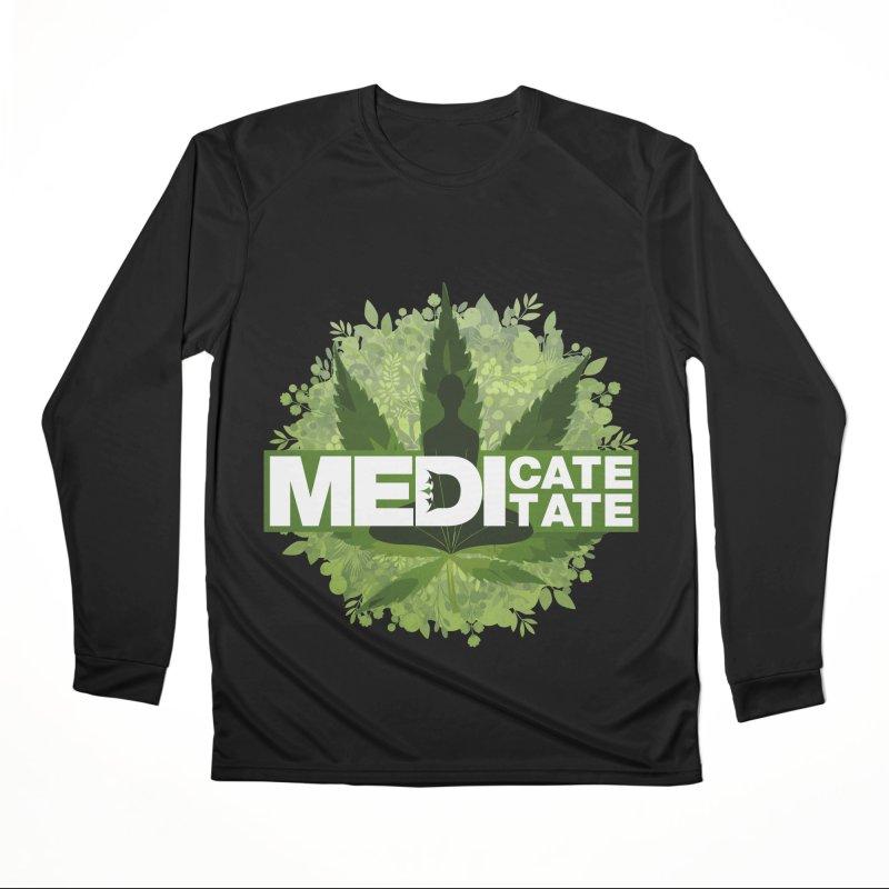 MEDI - Green Women's Longsleeve T-Shirt by The VLP Vault