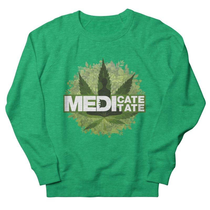 MEDI - Green Women's Sweatshirt by The VLP Vault