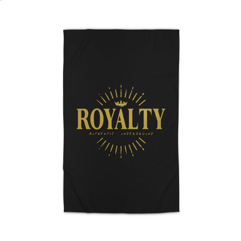 Royalty Home Rug by The VLP Vault
