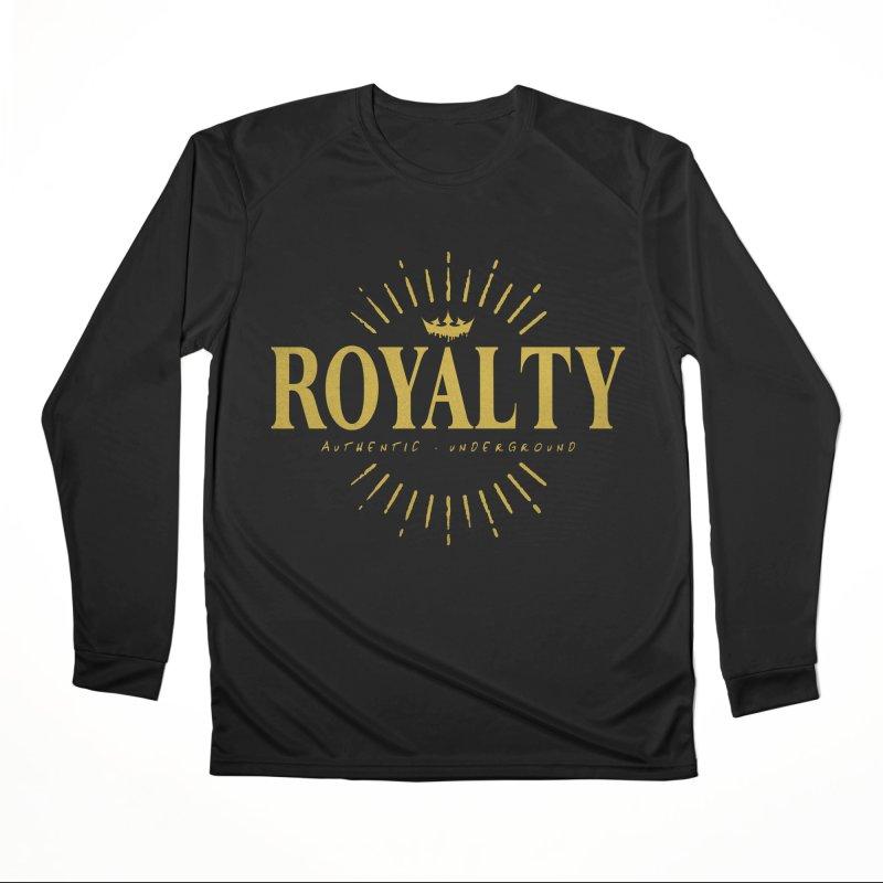 Royalty Women's Longsleeve T-Shirt by The VLP Vault