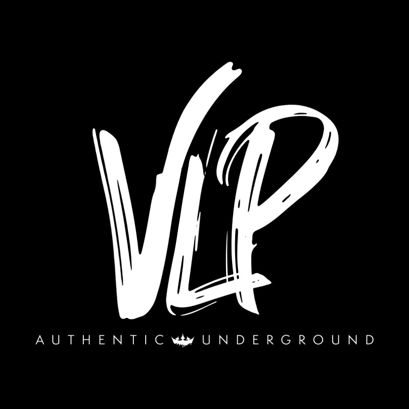 VLP - White Brush Accessories Skateboard by The VLP Vault